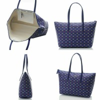 Lacoste Shopping Totes. 11207.