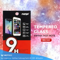 Tempered Glass / Screen Protector / Anti Gores Infinix Hot Note X551