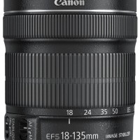 New Lensa Kamera Canon EF-S 18-135mm IS STM EFS 18-135 mm Garansi