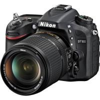 New Kamera DSLR Nikon D7100 Lensa Kit AF-S 18-140mm VR Garansi 1 Tahun