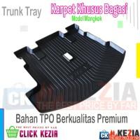 Honda BRV/B-RV Karpet Trunk Tray Khusus Bagasi