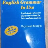 English Grammar In Use Cambridge University (Raymond Murphy