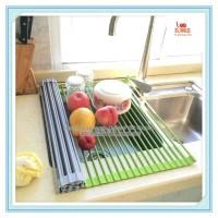 Penyaring buah sayur piring westafel / tatakan cuci piring / tirisan