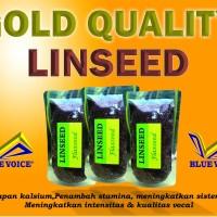 Pakan kenari Linseed / flaxseed