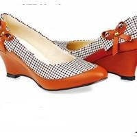 909BRC, sepatu cibaduyut formal/kerja/pesta wanita/perempuan