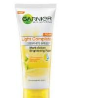 Garnier Light Complete White Speed Brightening Foam 100ml