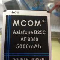 Baterai Asiafone B25C AF9889 5000Mah Double Power Mcom