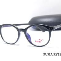 Frame Kacamata RV610 PUMA Baca Min Minus | Pria Laki Cowo Wanita Cewe