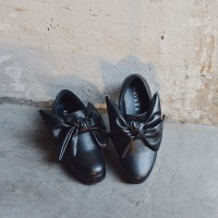 Navara Alexa Black shoes / sepatu wanita
