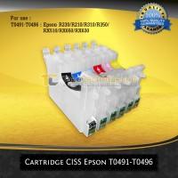 CISS Printer Epson R230 R230x R210 R310 R350 RX510 RX650 RX630