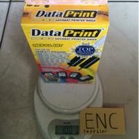 dataprint dp 27 tinta printer suntik injek hitam hp dp27 data print
