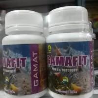 Kapsul GAMAFIT Nurusy Syifa Original@60 Kapsul