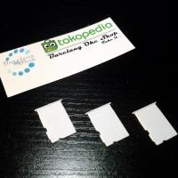 White SIM Card Tray Oneplus One Nano SIM Card Slot Holder