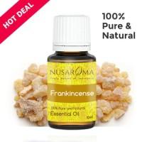 10ml - Frankincense Essential Oil ( Minyak kemenyan) 100% murni