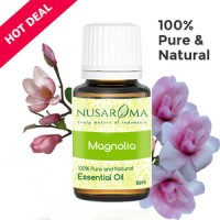 10ml - Magnolia Essential Oil (Minyak Bunga Cempaka) 100% murni