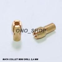 Mata Collet Mini Drill 2,4 Mm
