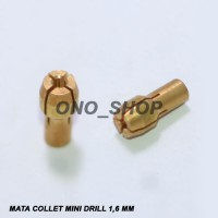 Mata Collet Mini Drill 1,6 Mm
