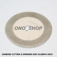 Diamond Cutting & Grinding Disc Kleber 4 Inch