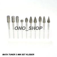 Mata Tuner 3 Mm Set Kleber