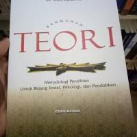 Bangunan Teori: Metodologi Penelitian - Dr. Agus Salim, MS