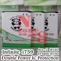 Baterai Samsung Galaxy Infinite i759 Rakkipanda Double Power