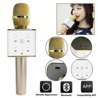Karaoke Set, Sing Directly By Your Phone (cocok dengan Apps Smule)