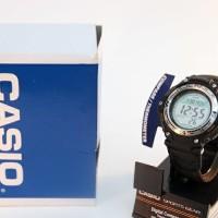 Jam Tangan Casio Original Outgear SGW 100B-3V Twin Sensor