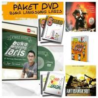 paket ebook + DVD Tutorial BUKA LANGSUNG LARIS - jaya setiabudi