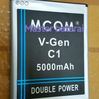 Baterai Vgen / V-gen C1 Double Power Ic Protection