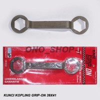 Kunci Mur Kopling (Coupling Nut Wrench 39x41) Grip On Jaminan Mutu