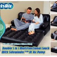 Furniture Ruangan Kursi/Air Sofa Bad Bangku Kasur Angin BESTWAY 5 In 1