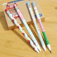 Pensil Mekanik Buah, Telur 0.5mm