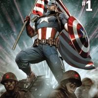 Komik Captain America Living Legend Bahasa Indonesia format Digital