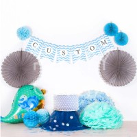 harga Party Gaga Party In A Box - Baby Boy Shower Set, Paket Dekor Pesta Tokopedia.com