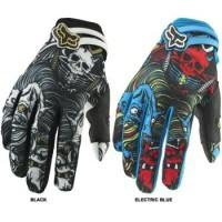 Sarung Tangan Fox Platinum Skull (Gloves Fox Skull) FlexAir Baru