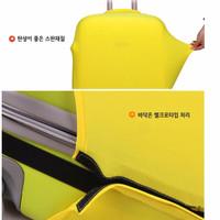 Jual PROMOlSPECIALl pelindung koper, elastic luggage cover,sarung bagasi wa Murah