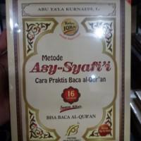 Buku Metode Asy-syafii Cara Praktis Baca Al-Quran Ilmu Tajwid Praktis
