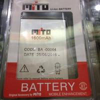 Baterai Mito Ba-00064 Mito A75 Fantasy 2 1600mah Original