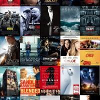 Paket Film Bioskop / Box Office 115 Judul Bebas Pilih