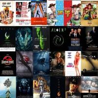 Paket Film Bioskop / Box Office 55 Judul Bebas Pilih
