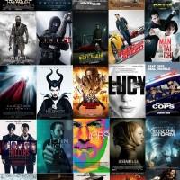 Paket Film Bioskop / Box office 25 Judul Bebas Pilih