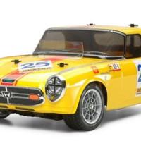Tamiya 1/10 Body Honda S800 Racing (M-05 chassis)