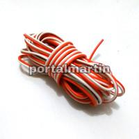 Kabel Serabut Montoya NYZ 2 x 20 Merah Putih (Jual per 1 Meter)