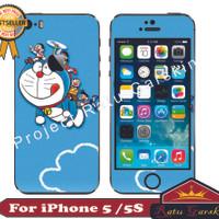 Garskin IPhone 5/5s Doraemon
