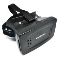 Jual Taffware Cardboard Generation 2 3D Virtual Reality VR BOX WITH MAGNET Murah