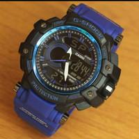 Jam Tangan Pria G-SHOCK TURTLE Blue Black Kw Super