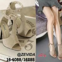 High Heels Wanita Murah Sepatu Kets Sneakers Wedges Boot Sandal Cewek