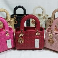 Jual TMB17 Tas Import / Dior Lady Mini / Handbag / Tas wanita Murah