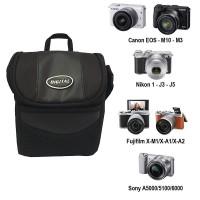 Tas Kamera Mirrorless & Prosumer S-10 For Canon, Nikon, Sony, Fujifilm