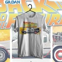 Back To The Future - De lorean Kaos Movie Original Gildan